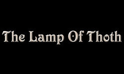 The Lamp Of Thoth