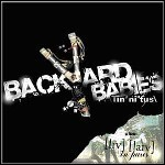 Backyard Babies - Tinnitus+Live Live In Paris - keine Wertung