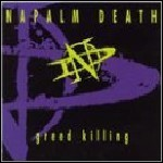 Napalm Death - Greed Killing (EP)