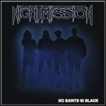 Nightmission - No Saints In Black - 1 Punkt