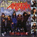 Anthrax - I'm The Man (EP)