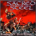 Sacred Steel - Hammer Of Destruction - 7,5 Punkte