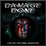 Damage Done - The Day Before Homicide (EP)