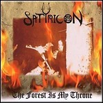 Enslaved / Satyricon - The Forest Is My Throne / Yggdrasill