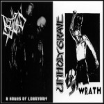 Rotten Sound / Unholy Grave - 8 Hours Of Lobotomy / Wrath (EP)