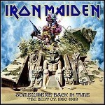 Iron Maiden - Somewhere Back In Time (Best Of)