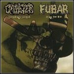 F.U.B.A.R. / Catheter - Draw The Line / Conspiracy Control