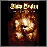 Blaze Bayley - Alive In Poland (DVD)