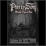 Various Artists - Party.San Metal Open Air 2008 (DVD) - 6,5 Punkte