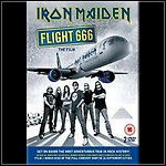 Iron Maiden - Flight 666 (DVD)
