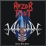 Razor Fist - Razor Fist Force (LP Re-Release)