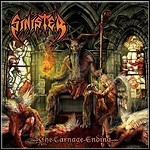 Sinister - The Carnage Ending - 8,5 Punkte