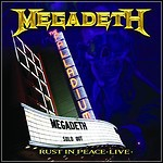 Megadeth - Rust In Peace - Live (DVD)
