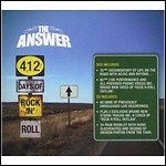 The Answer - 412 Days Of Rock'n'Roll (DVD)
