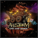 Alestorm - Live At The End Of The World (DVD) - 8 Punkte