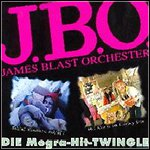 J.B.O. - Die Megra-Hit-Twingle (EP)