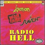 Various Artists - Radio Hell: The Friday Rock Show Sessions