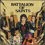 Battalion Of Saints - Battalion Of Saints (EP)