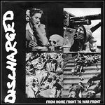 Various Artists - Discharged: From Home Front To War Front (EP)
