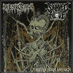 Fleshcrawl / Skinned Alive - Tales Of Flesh And Skin (EP)