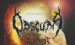 Obscura, Revocation, Beyond Creation & Rivers Of Nihil - 21.10.2016 - Weinheim, Café Central