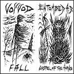 Entombed A.D. / Voivod - Fall / Gospel Of The Horns (Single)