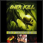Overkill - Live At Wacken Open Air 2007 (DVD)